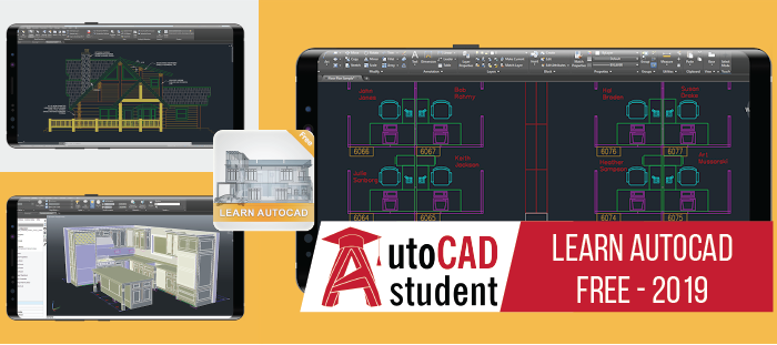 Learn AutoCad - Free - 2019