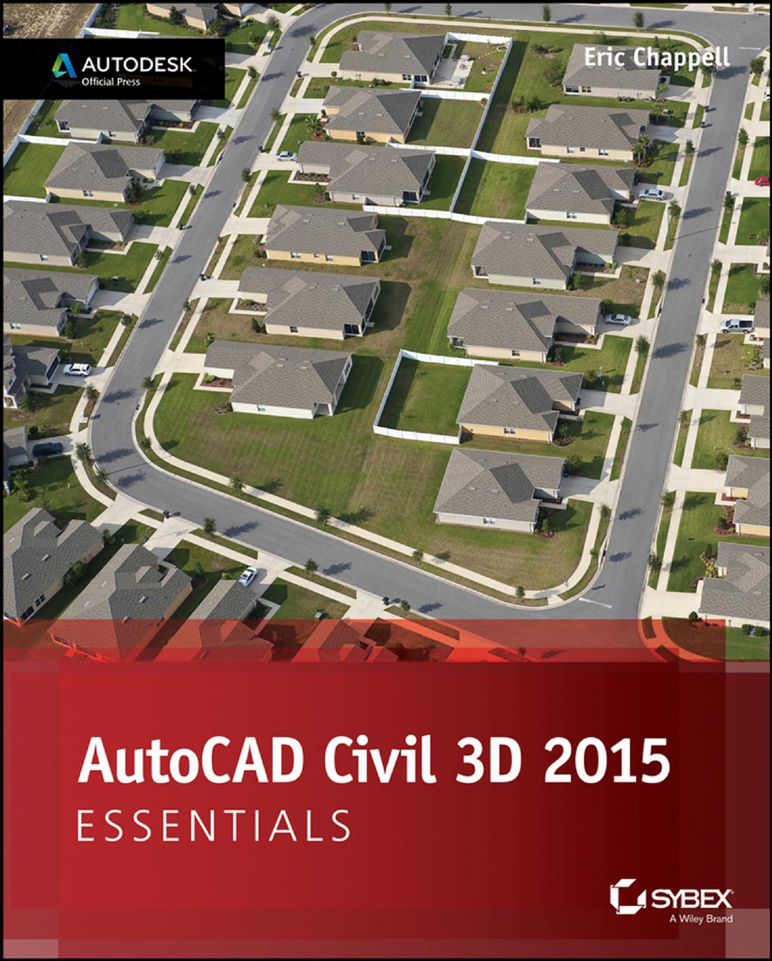 AutoCAD Civil 3D 2015 - Essentials