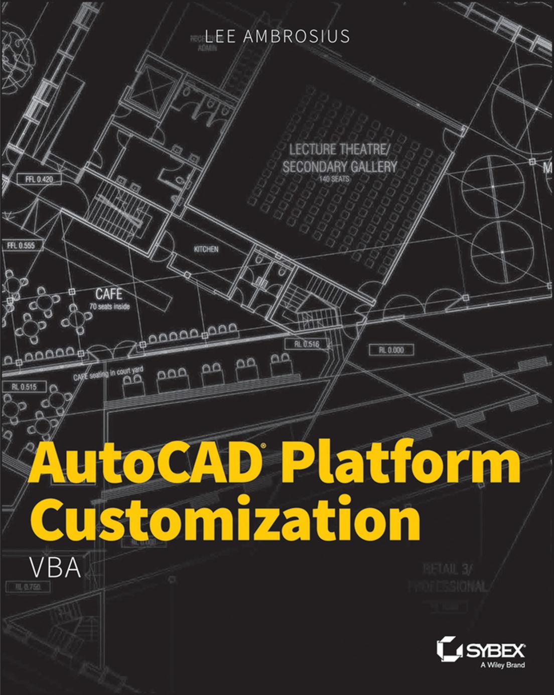 AutoCAD Platform Customization VBA (PDF)